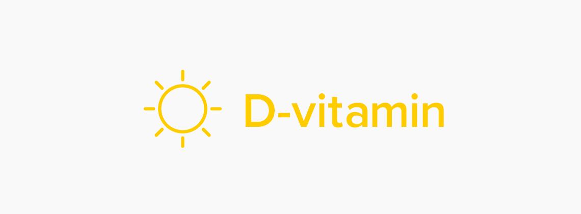 D-vitamin viktigt om man har Helicobacter pylori