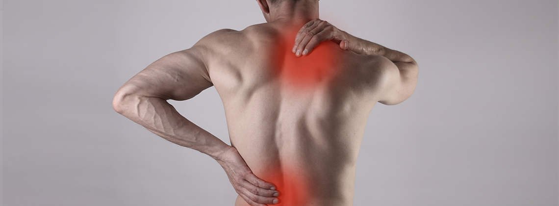 ont i musklerna utan anledning
