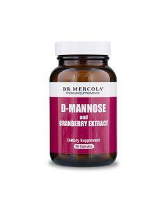 D-Mannose med tranbärsextrakt