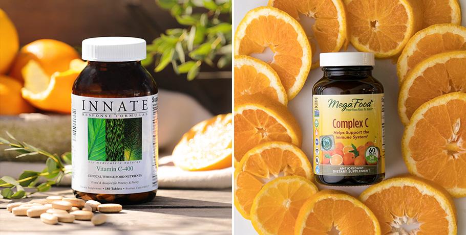 C-vitamin minskar risken för vanlig förkylning