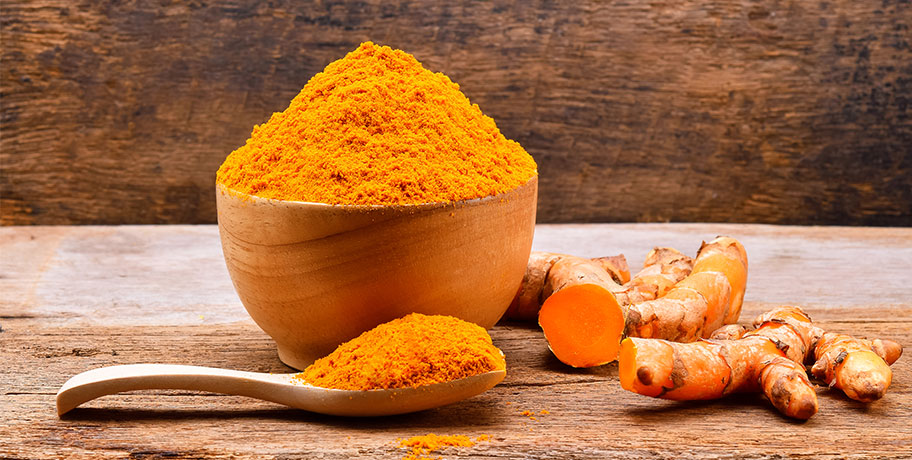 Gurkmeja – ett gyllene vapen mot inflammation och infektion