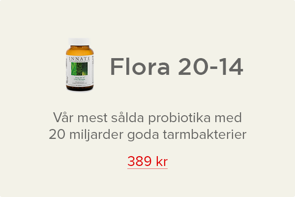 Flora 20-14 Ultra Strength Probiotika