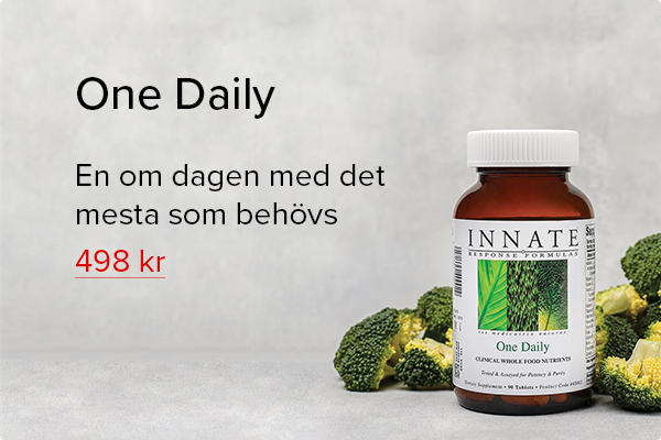 One Daily multivitamin- och mineraltillskott