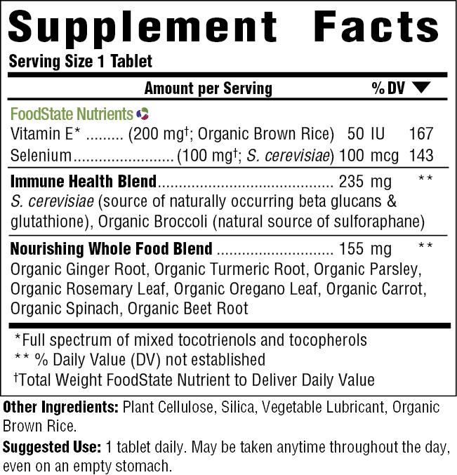 E-vitamin & Selen