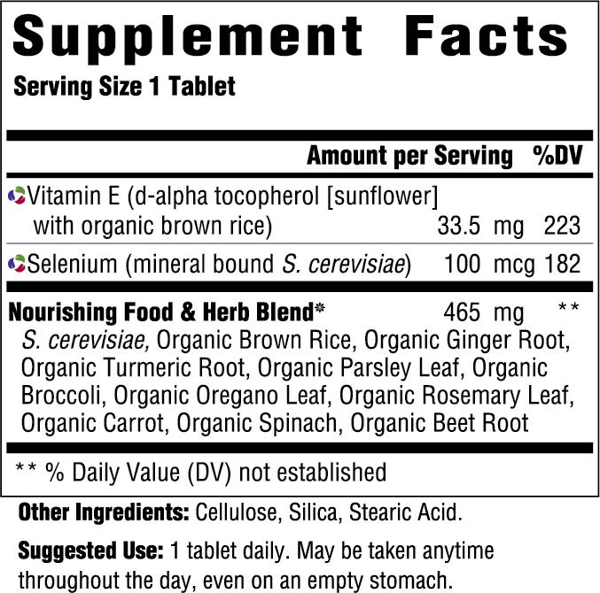 E-vitamin & Selenium